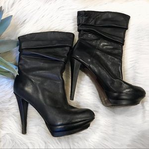Black Ankle boots-Jessica Simpson